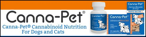 Canna-Pet® is the culmination of years of dedicated research and development in cannabinoid products for animals.