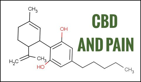 Can CBD used to treat pain. YES, it can!